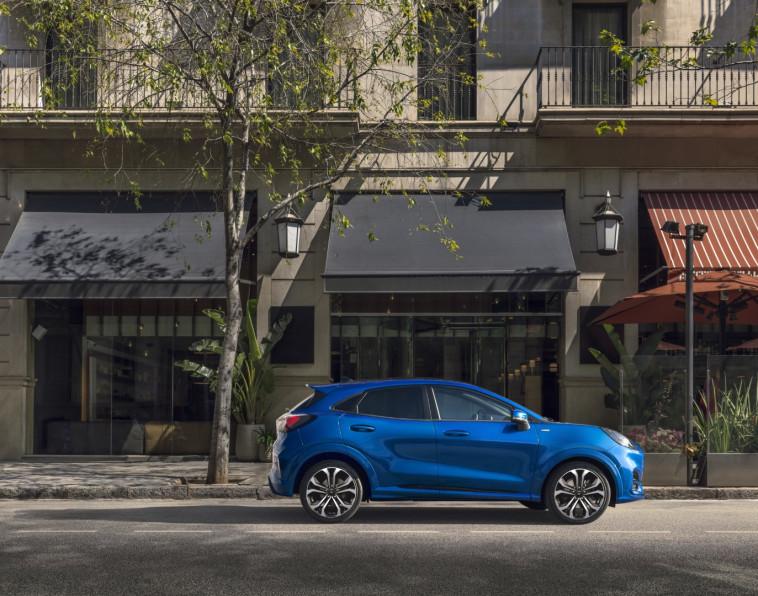 Ford Puma (Photo: Manufacturer)