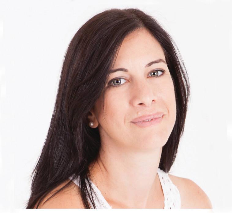 Anat Ballali, Nicole Marketing Manager (Photo: Moshe Cohen)