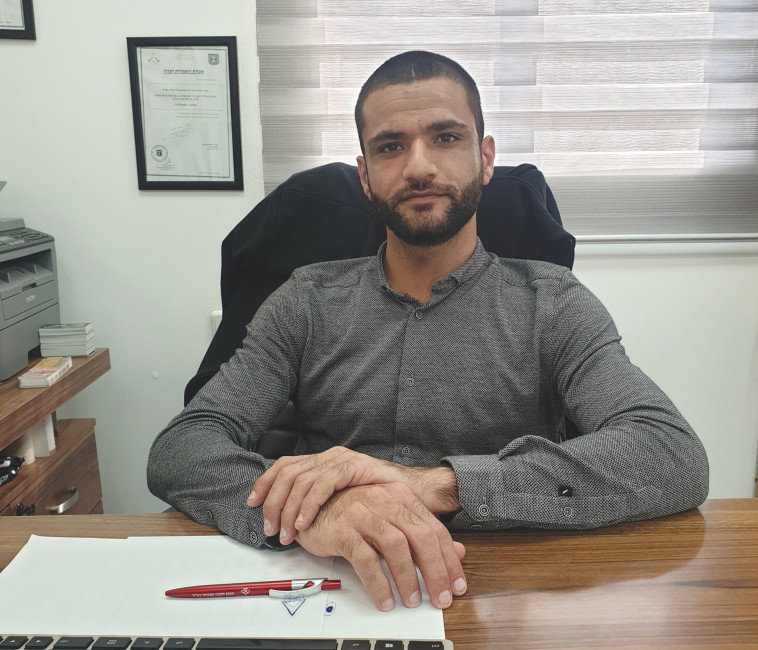 Amir Shenbor, owner of Retig Engineering (Photo: PR Limor Crescenti)