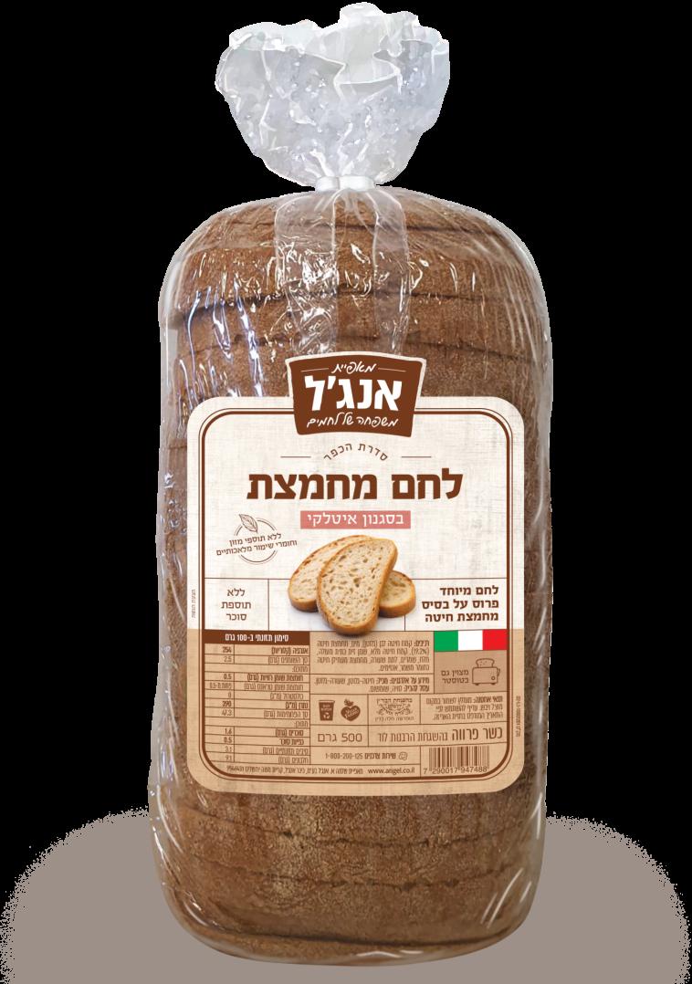 אנג'ל לחם מחמצת (צילום: דן לב)