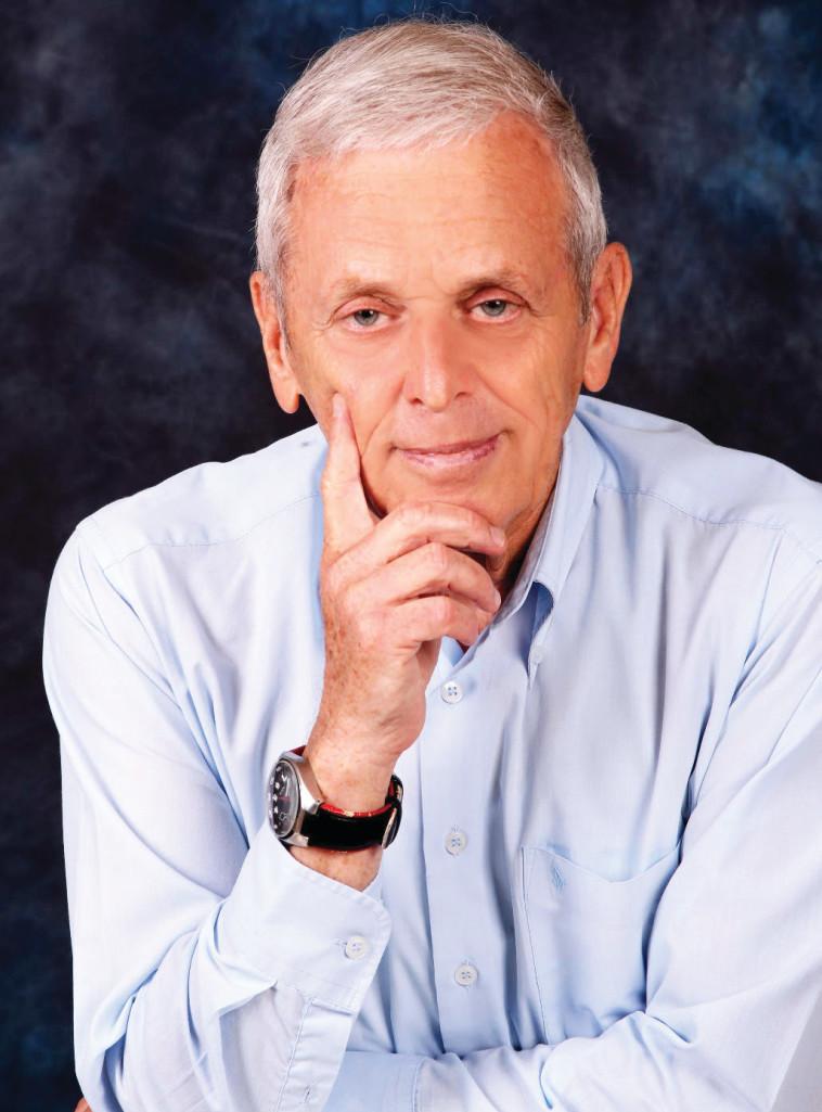 ד''ר אפרים לפיד, מרצה במחלקה למדעי המדינה באוניברסיטת בר־אילן (צילום: סיון פרג')