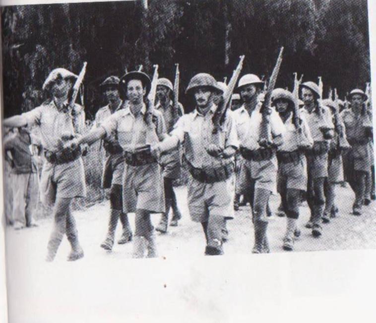 גדוד 12 במבצע לשחרור טבריה (צילום: באדיבות ארכיון חטיבת גולני)