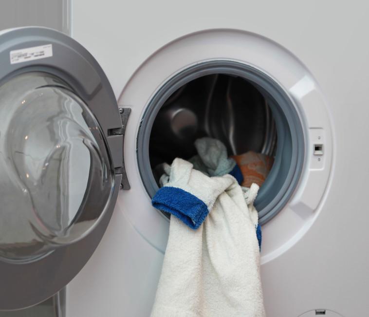 מכונת כביסה, אילוסטרציה (צילום: ingimage ASAP)