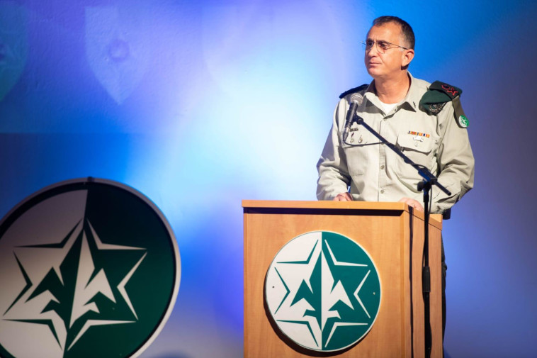 ראש אמ''ן אלוף תמיר הימן (צילום: דובר צה''ל)