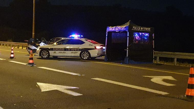 המשטרה אוכפת את תקנות הסגר  (צילום: דוברות המשטרה)