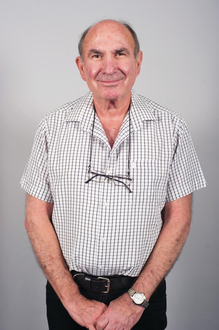 פרופ' עמי וולנסקי (צילום: אוניברסיטת תל אביב)