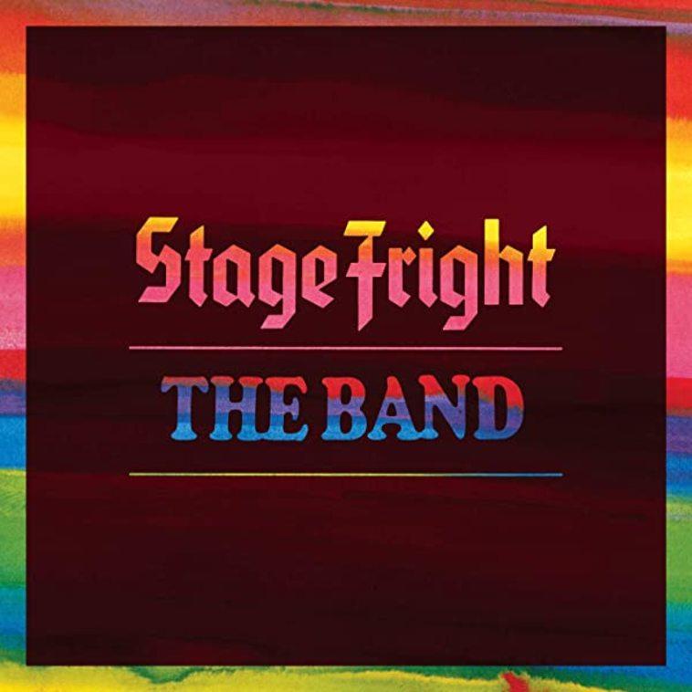 עטיפת האלבום Stage Fright (צילום: ללא קרדיט)