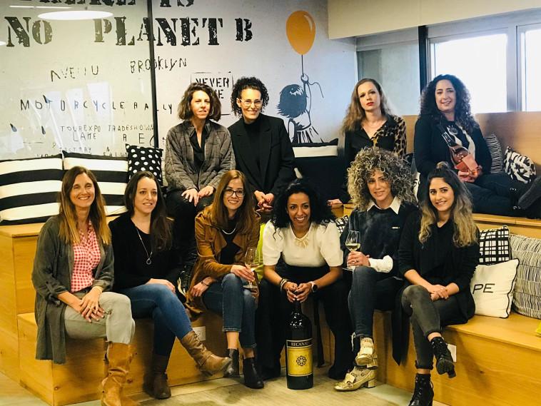 #משתבחת. הנשים החזקות של ענף היין  (צילום: טליה לוין)