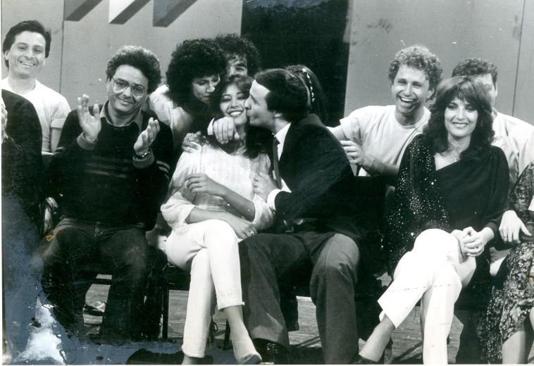 קדם אירוויזיון 1982, עופרה חזה (צילום: קלאודיו פיימבלט)