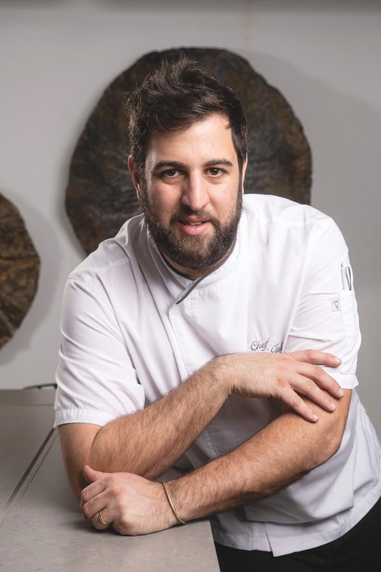 השף תומר טל  (צילום: איליה מלינקוב)