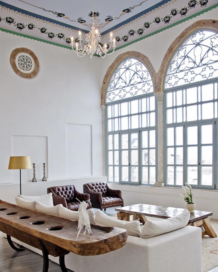 מלון האפאנדי בעכו (צילום: יח''צ)