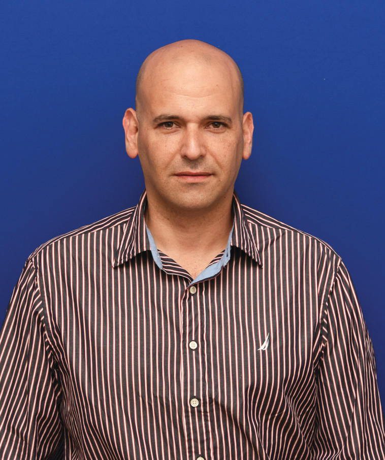 רוני סיני, מנהל המלר''ם (מרכז לרפואה מונעת) באיכילוב (צילום: היחידה לצילום רפואי, איכילוב)