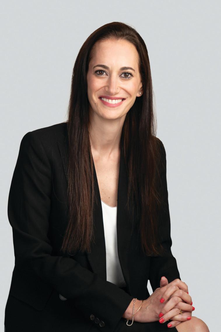 שרון ויצמן־אבידר, המשנה למנכ''ל של חברת Pangea (צילום: דיויד גארב)