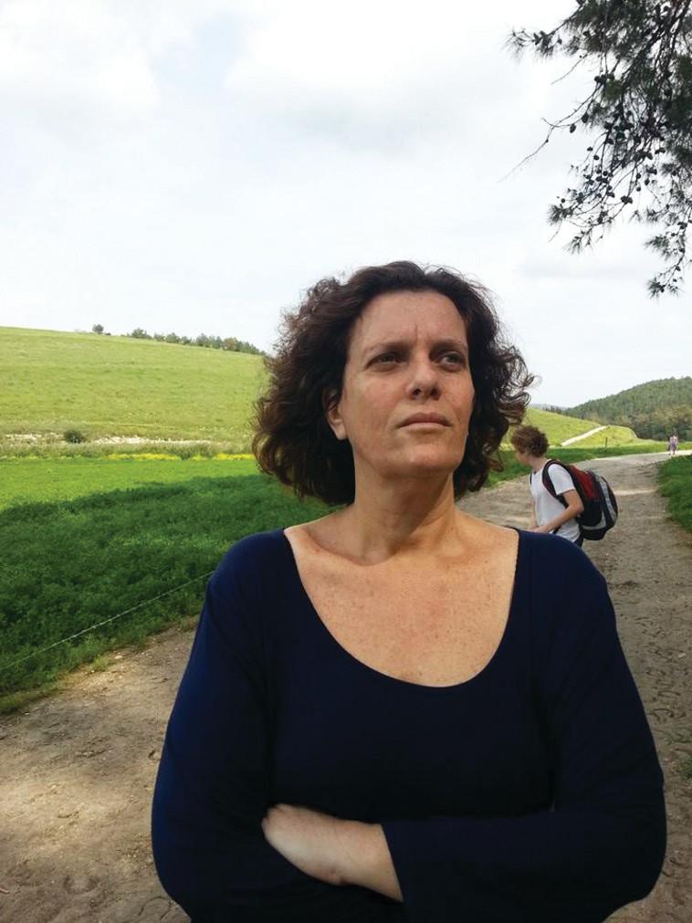 בקה נוימן, מנהלת האגף לקידום מעמד האישה בוויצו (צילום: אלבום פרטי)