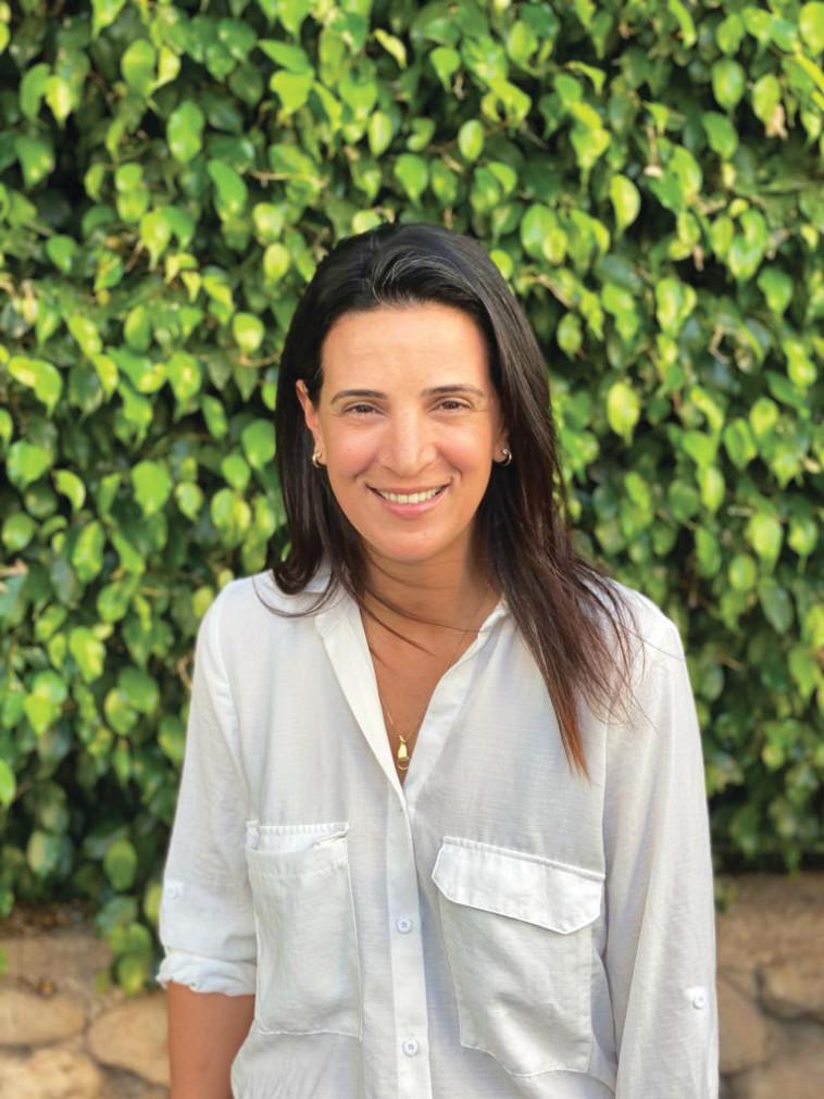 מנכ''לית איגוד האמרגנים ומפיקי הבמה ענבל ג'וריני־פרץ (צילום: טניה שריג)