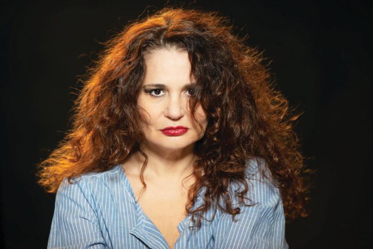 השחקנית והבמאית דליה שימקו (צילום: ניקול דה קסטרו, יח''צ)
