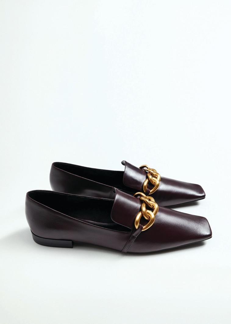 נעלי לאופר של MANGO, 399 שקלים (צילום: יחצ חול)
