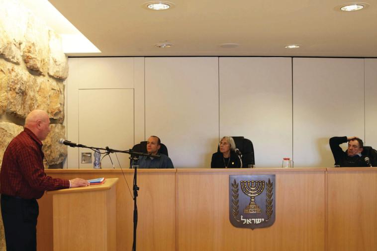 ועדת דורנר בשנת 2009 שקבעה כי למדינת ישראל קיים חוב לכל שורד שואה (צילום: פלאש 90)