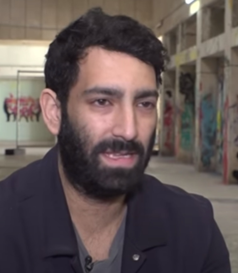תומר שושן (צילום: צילום מסך יוטיוב כאן 11)