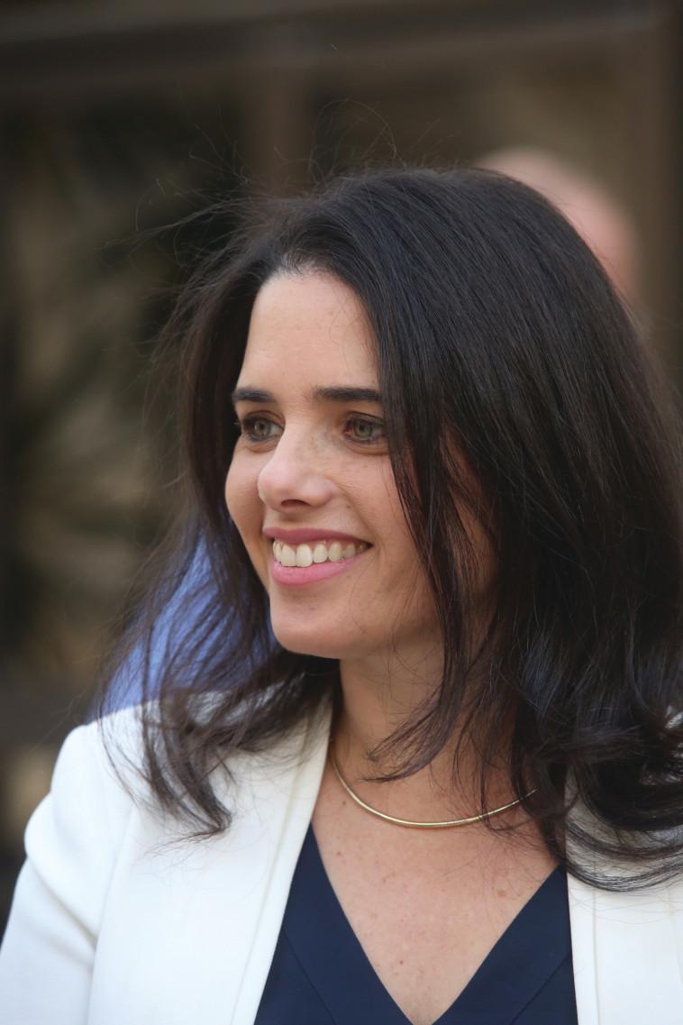 איילת שקד. אג'נדה ניאו-ליברלית (צילום: מרק ישראל סלם)