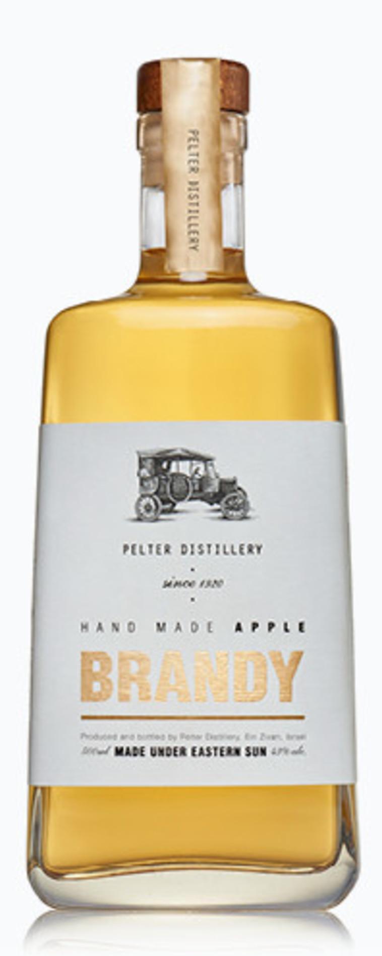 ברנדי תפוחים של פלטר (צילום: באדיבות הלקוח)