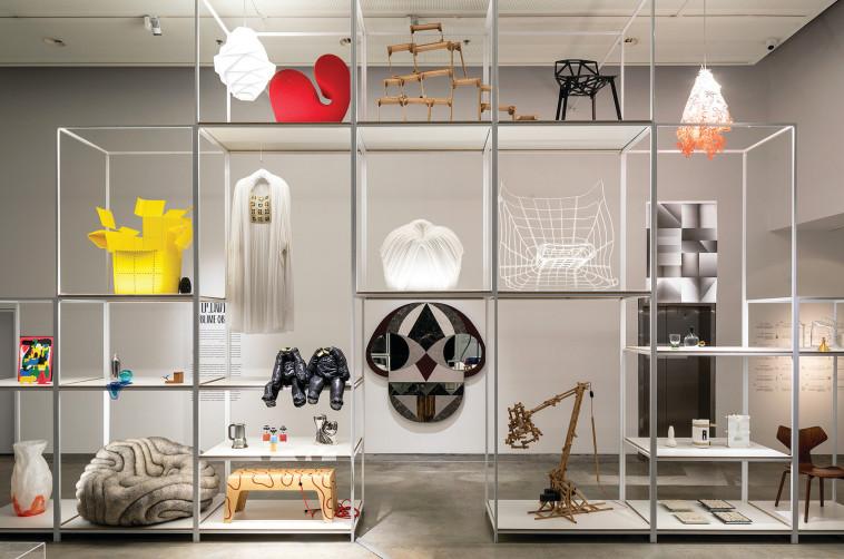 מוזיאון העיצוב בחולון (צילום: אלעד שריג)