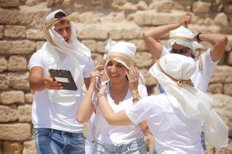 מצודת אשדוד ים (צילום: טל אקוקה)