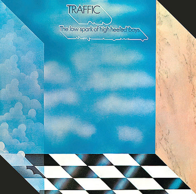 Traffic, Low Spark of High-Heeled Boys (צילום: עטיפת אלבום)