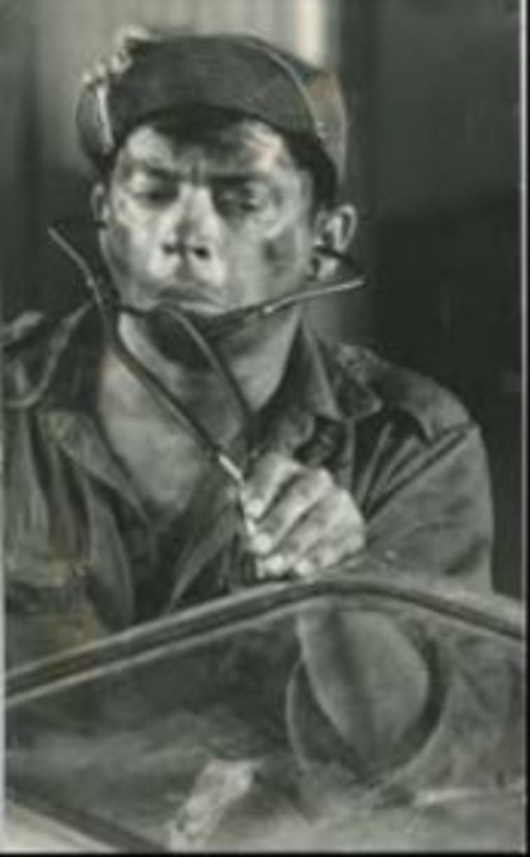יעקב בודו בתפקיד מויש'ה ונטילטור (צילום: פרטי)