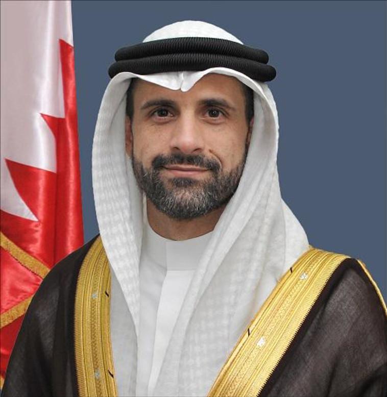 שגריר בחריין בישראל, ח'אלד יוסוף אחמד אל-ג'לאהמה (צילום: משרד החוץ הבחרייני)