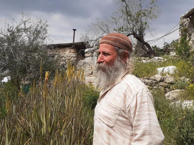 חזקיה אמיר דרומי (צילום: צילום פרטי)