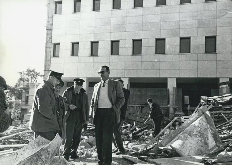 בניית בית העם (צילום: באדיבות משטרת ישראל)