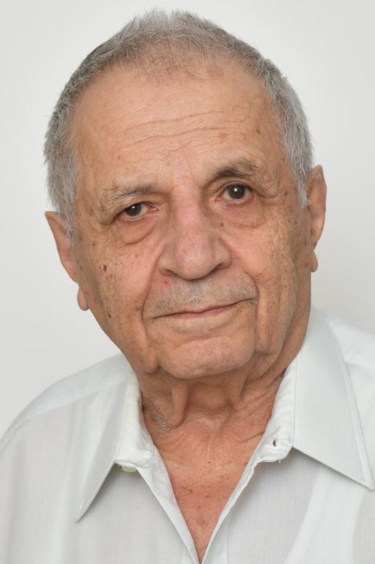 יוסי חן (צילום: ישראל הדרי)