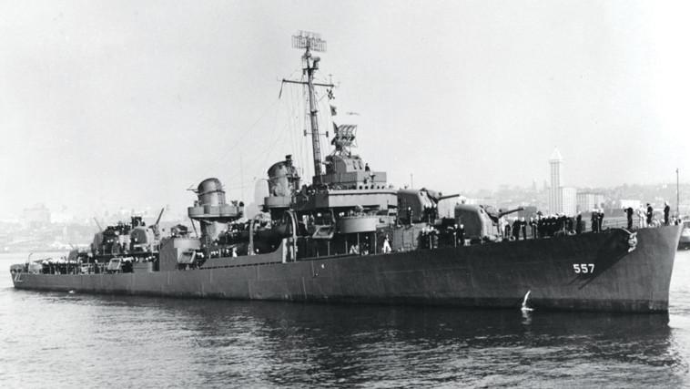 תיעוד הספינה לפני הטביעה (צילום: Vulcan Inc)