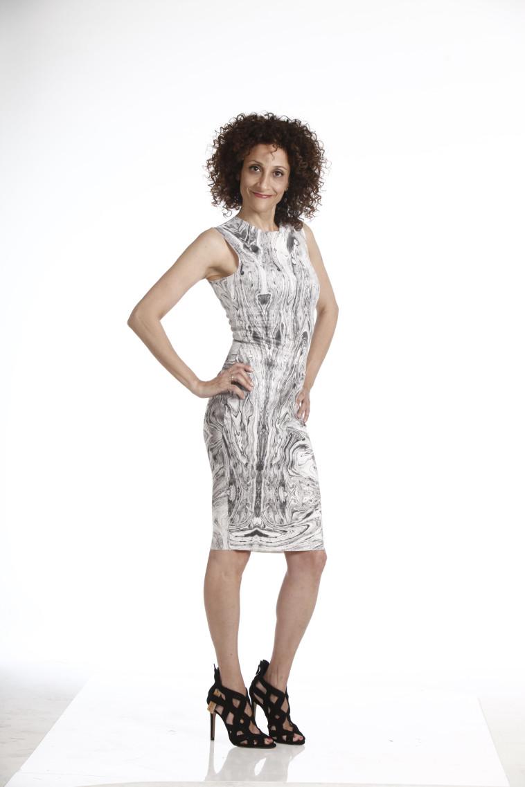 השחקנית אדוה עדני (צילום: אייל לנדסמן)