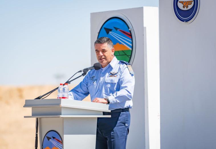 מפקד חיל האוויר אלוף עמיקם נורקין (צילום: דובר צה''ל)