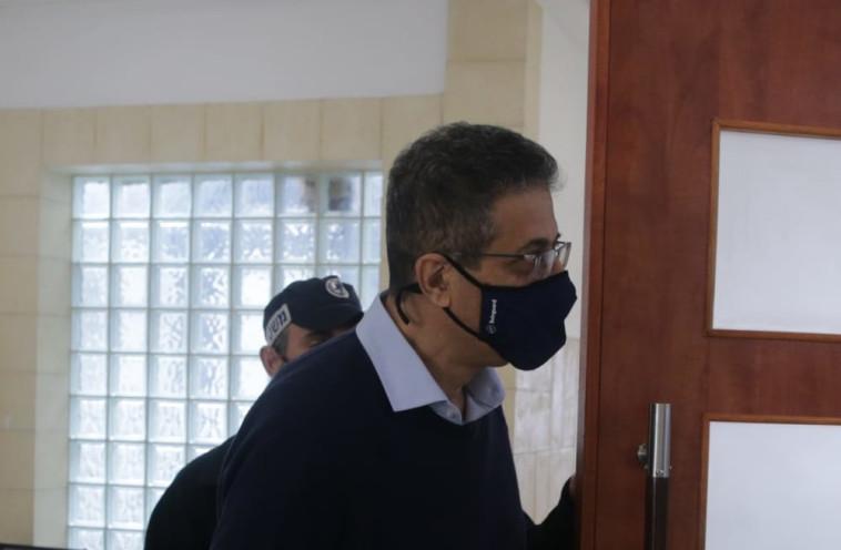 מנכ''ל וואלה לשעבר, אילן ישועה, עד הראשון במשפט נתניהו (צילום: פול אורן בן חקון)