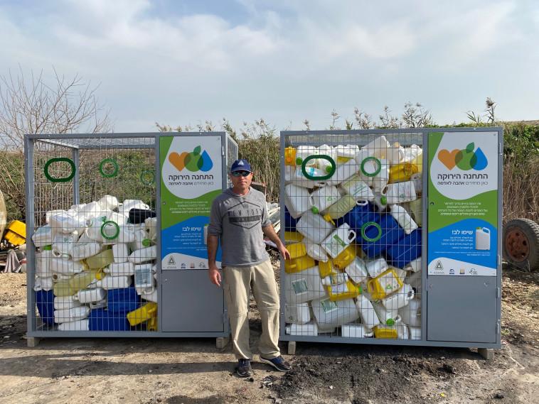 ד''ר ערן סגל, מנהל תחום סביבה וקיימות גלובלי בחברת אדמה (צילום: יחצ)