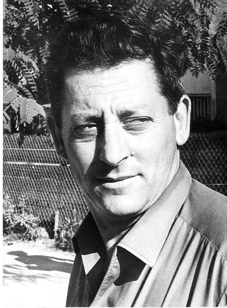 יוסף טבנקין, שנת 1966 (צילום: שרגא הר גיל)