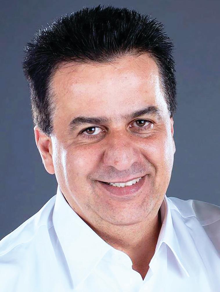 שמעון סבג (צילום: אוקסנה שלומוב)
