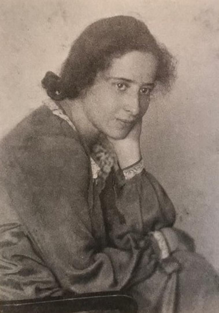 חנה ארנדט, שלחה מטעם ''הניו יורקר'' לסקר את משפט אייכמן (צילום: Yale University Press)