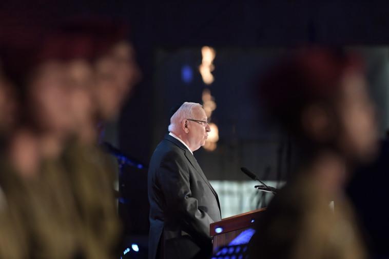 נשיא המדינה ראובן ריבלין (צילום: קובי גדעון, לע''מ)