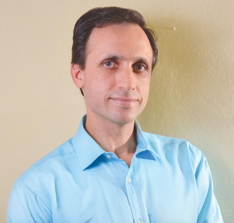 אנטון ריבקין (צילום: מרב שטקלר)