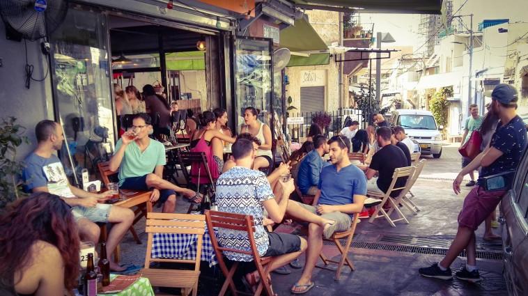 בירבזאר. שוק הכרמל, תל-אביב  (צילום: באדיבות המסעדה)