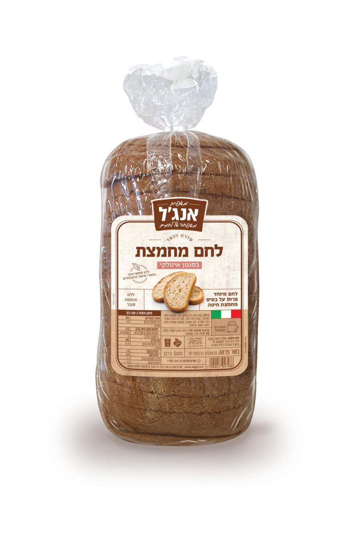 לחם מחמצת של מאפיית אנג'ל (צילום: דן לב)