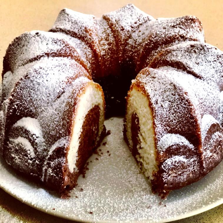 עוגת שיש (צילום: פסקל פרץ-רובין)