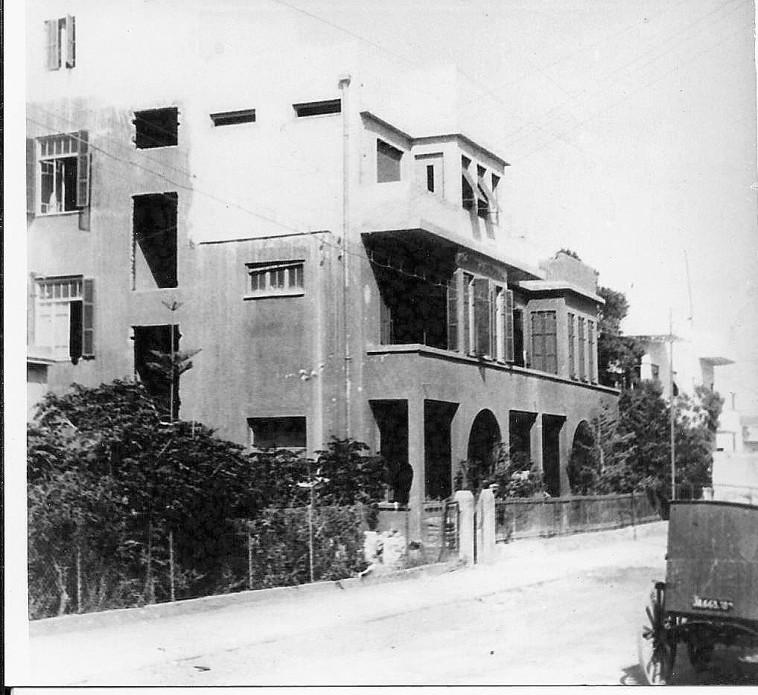 ביתה של רחל בבוגרשוב  (צילום: אורי מילשטיין)