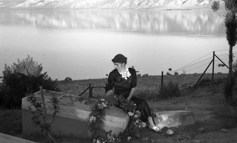 קבר רחל לאחר מותה  (צילום: אורי מילשטיין)