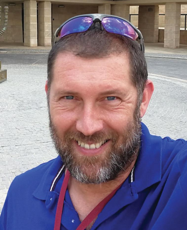 בועז שחם, בנו של חלל צה''ל (צילום: צילום פרטי)