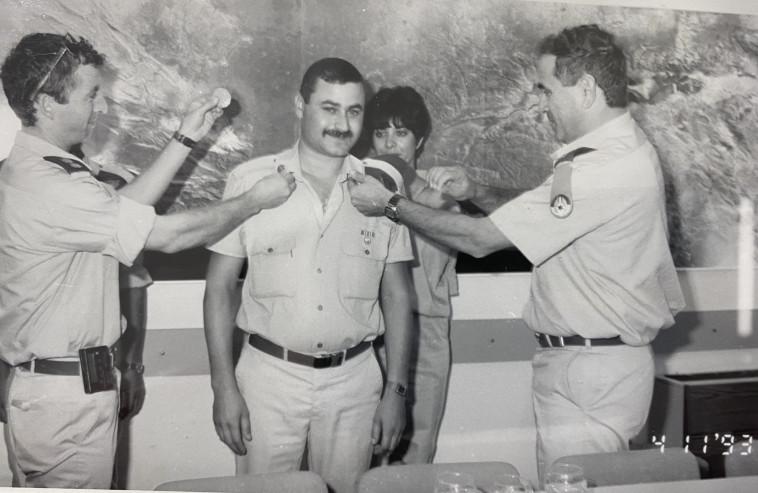 רב סמל ראשון מאיר כהן ז''ל נפל ב־20.1.1993 (צילום: באדיבות המשפחה)
